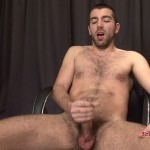 Big-Uncut-Cock-Jack-Off-FirstAuditions-Lukas-15-150x150 Huge Hairy Uncut Cock With Foreskin Jacks Off and Busts a Hot Load of Cum