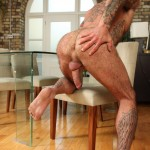 Butch Dixon Seth Wilkins Hairy Muscle Daddy IMG 8268 150x150 Big Uncut Cock and Hairy Muscle Daddy