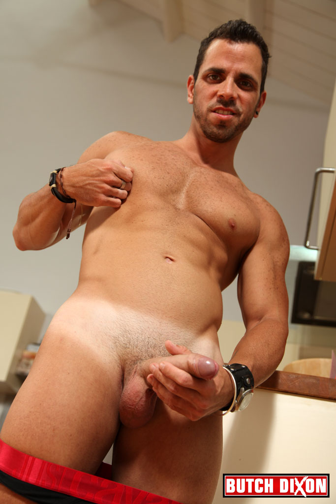 Butch-Dixon-Jules-Cage-torrent-ARAB-cock-08 Wow... Check out the Uncut Cock on this Arab!  Holy Shit that's huge!