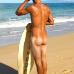 Island-Studs-Luke-Naked-Uncut-Surfer-Gay-07-150x150 Uncut Amateur Straight Surfer Shows Off His Big Uncut Cock