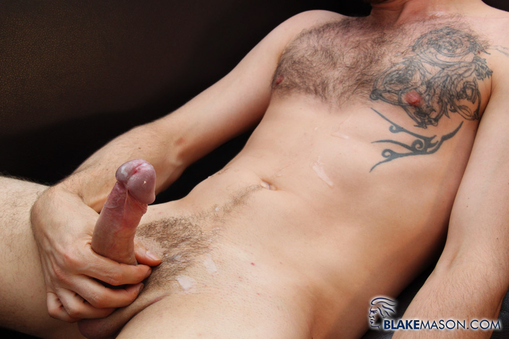 Blake Mason Riley Tess Uncut Cock Jack Off 18 Amateur Hung Uncut British Stud Jacks Off and Eats His Cum