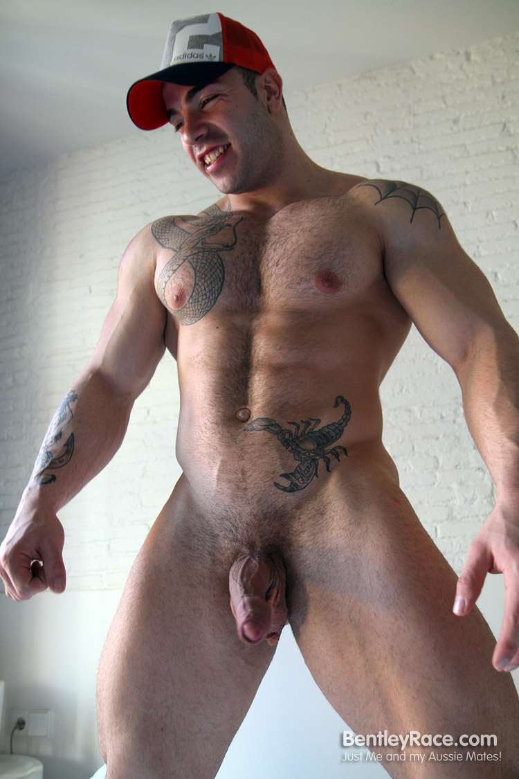 Think, that muscle hunk max hilton phrase