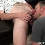 Seth Chase Eric Stowe Uncut Cock Sucking 21 150x150 Hairy Straight Amateur Nerd Gets His Big Uncut Cock Sucked