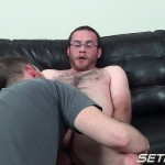 Seth Chase Eric Stowe Uncut Cock Sucking 36 150x150 Hairy Straight Amateur Nerd Gets His Big Uncut Cock Sucked