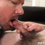 Seth Chase Eric Stowe Uncut Cock Sucking 37 150x150 Hairy Straight Amateur Nerd Gets His Big Uncut Cock Sucked