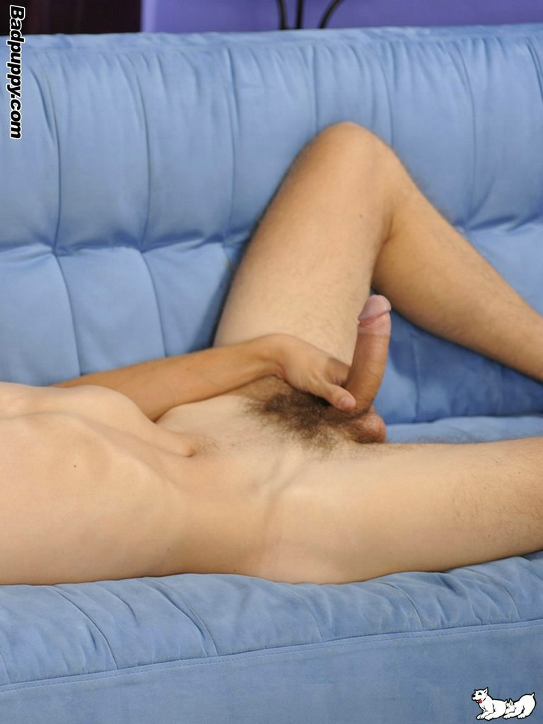Badpuppy Petr Myska Big Uncut Cock lots of foreskin 17 Hot Amateur European Dude With A Big Uncut Cock And Hairy Ass Jerks Off