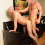 Bareback That Hole Chad Brock and Ben Statham big uncut cock 07 150x150 Hung Amateur Uncut Cock Bottom Takes a Huge Cock Up His Ass Raw