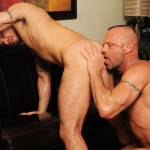 Bareback That Hole Chad Brock and Ben Statham big uncut cock 08 150x150 Hung Amateur Uncut Cock Bottom Takes a Huge Cock Up His Ass Raw