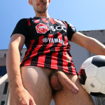 BentleyRace GustavoDiaz big uncut cock 16 150x150 Spanish Aussie Soccer Player with a Huge Uncut Cock