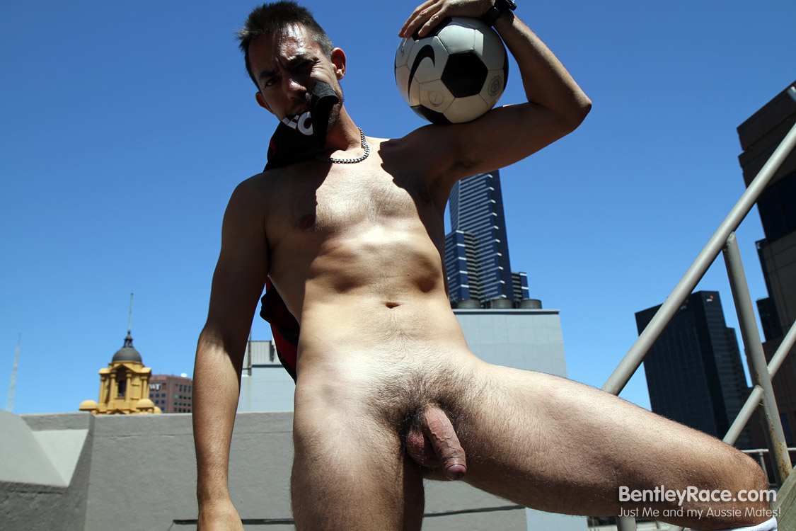 cock player Uncut soccer