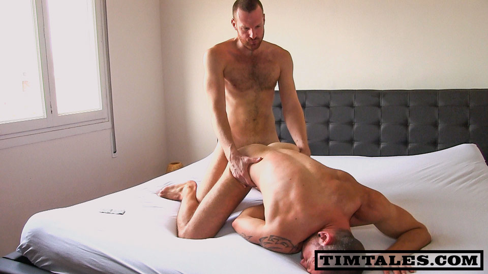 TimTales Tim and Ian Huge Uncut Cock Gay Fucking 03 Tim Fucks a Amateur Hungarian Hunk Crazy With His Massive Uncut Cock