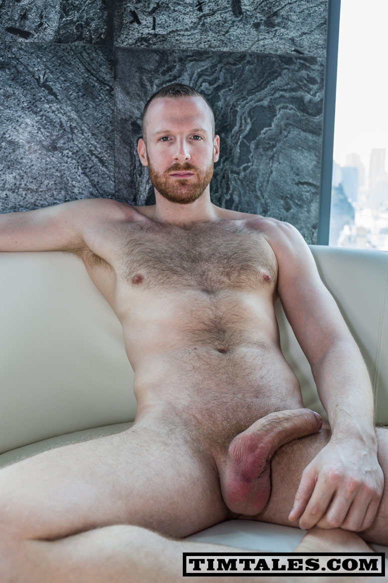 TimTales Tim in Bangkok Huge Uncut Cock Redhead with big cock 05 TimTales: Redheaded Tim Shows Off His Massive Uncut Erect Cock