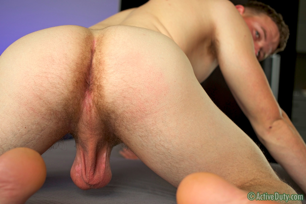 ActiveDuty Aamon Big Uncut Cock Irish Boy Amateur Gay Porn 15 Happy St. Patricks Day: Big Uncut Irish Lad Milks A Huge Cum Shot