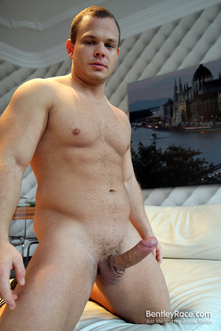 Bentley Race Dennis Conerman Beefy Muscle Cub With A Huge Uncut Cock Amateur Gay Porn 09 Amateur Hungarian Beefy Muscle Cub Dennis Conerman and His Thick Uncut Cock