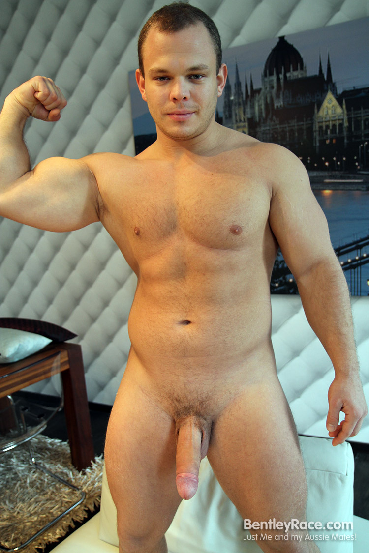 Bentley Race Dennis Conerman Beefy Muscle Cub With A Huge Uncut Cock Amateur Gay Porn 12 Amateur Hungarian Beefy Muscle Cub Dennis Conerman and His Thick Uncut Cock
