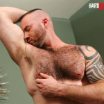 Hard Brit Lads Justin King Young Hairy Muscle Bear Big Uncut Cock Amateur Gay Porn 08 150x150 Amateur Young Hairy Muscle British Lad Jerks His Big Uncut Cock
