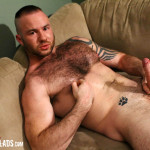 Hard Brit Lads Justin King Young Hairy Muscle Bear Big Uncut Cock Amateur Gay Porn 13 150x150 Amateur Young Hairy Muscle British Lad Jerks His Big Uncut Cock