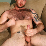 Hard Brit Lads Justin King Young Hairy Muscle Bear Big Uncut Cock Amateur Gay Porn 15 150x150 Amateur Young Hairy Muscle British Lad Jerks His Big Uncut Cock