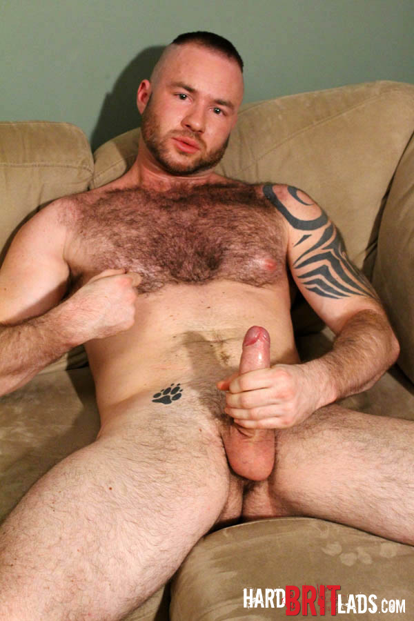 Hard Brit Lads Justin King Young Hairy Muscle Bear Big Uncut Cock Amateur Gay Porn 15 Amateur Young Hairy Muscle British Lad Jerks His Big Uncut Cock