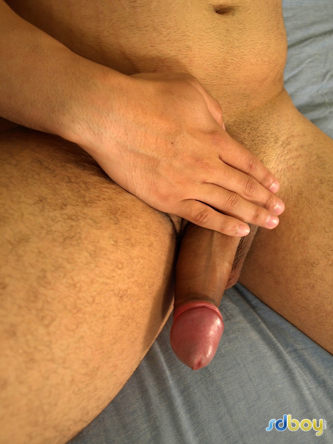 SD Boy Ray Sosa Big Uncut Cock Latino Marine Masturbating Amateur Gay Porn 08 Amateur Gay Latino Marine Shows His Tatts and Jerks His Uncut Cock