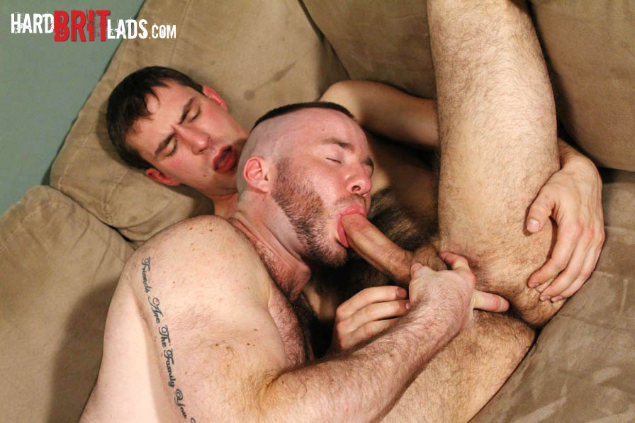 Hard Brit Lads Guy Rogers and Justin King Hairy Muscle Guys With Big Uncut Cocks Amateur Gay Porn 15 Amateur Hairy British Muscle Guys With Big Uncut Cocks Fucking