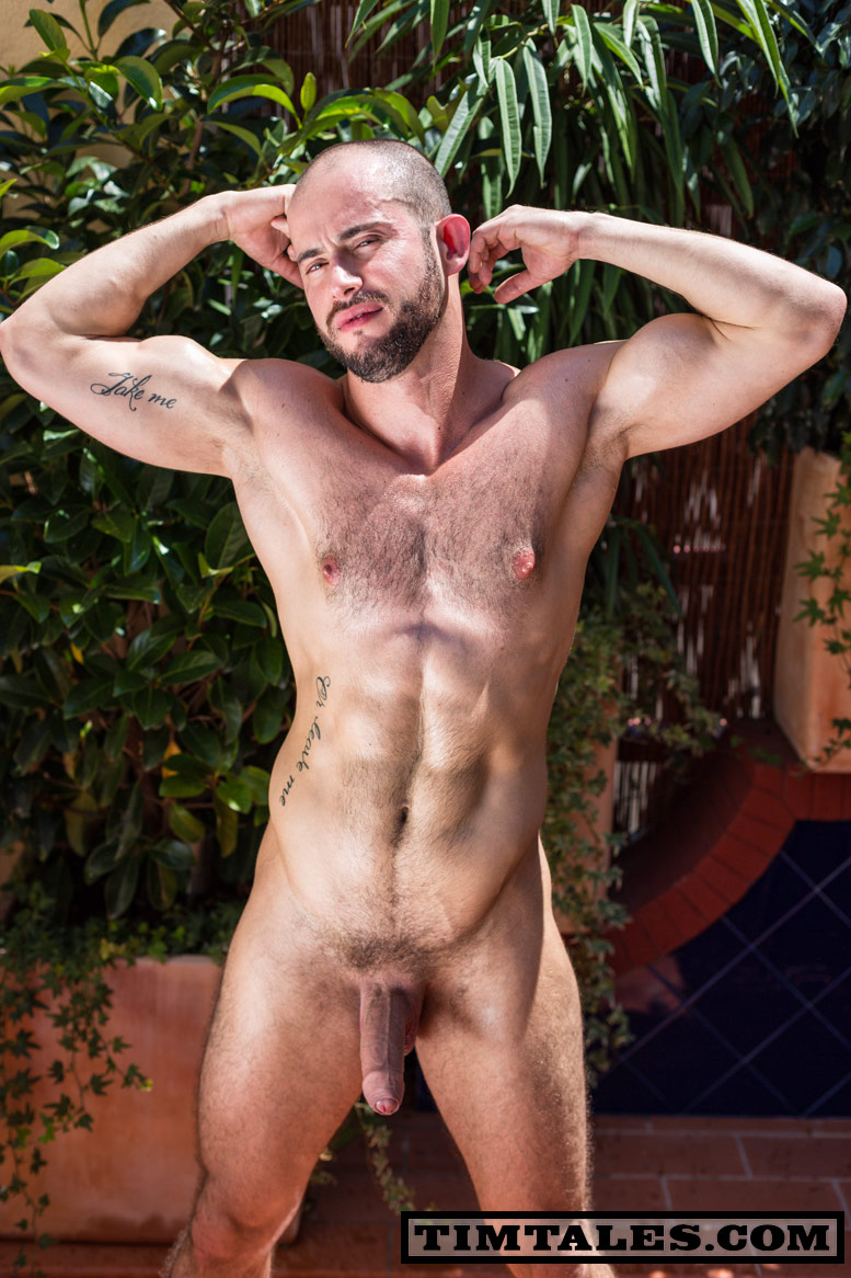 TimTales Felix Barca Muscle Bear With Big Uncut Cock Amateur Gay Porn 09 TimTales: Felix Barca Amateur Spanish Uncut Muscle Bear