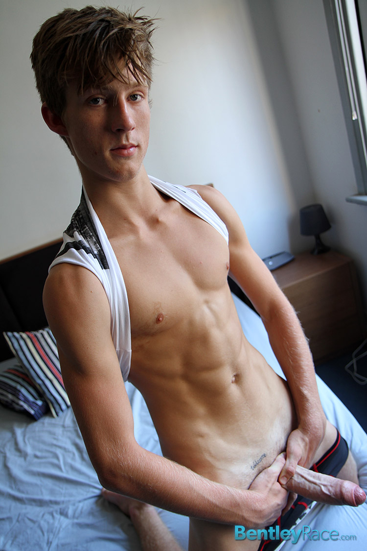Bentley Race Olly Daniels Straight Guy With Big Uncut Cock Amateur Gay Porn 09 Amateur Straight Australian Teen Jerks His Massive Uncut Cock