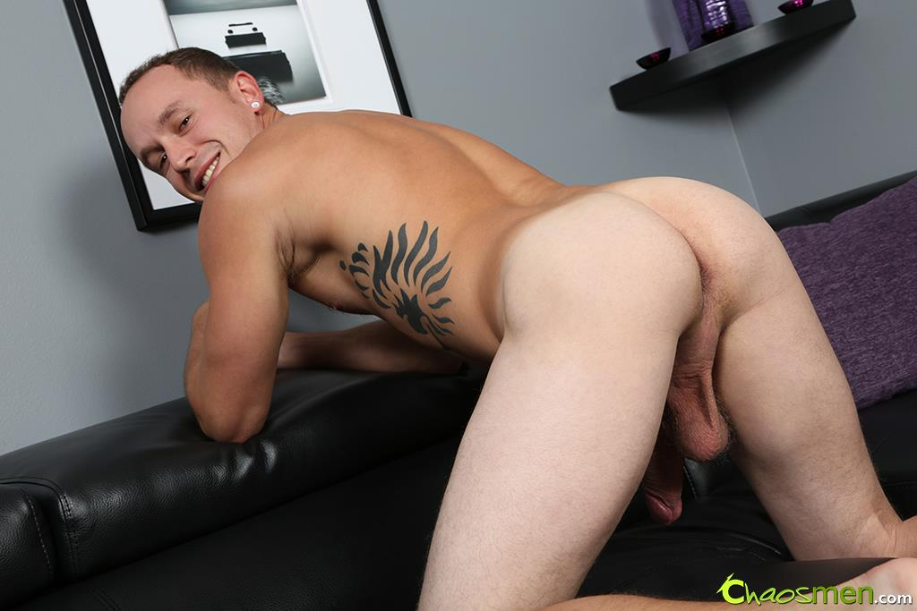 Chaosmen-Deryck-Massive-Uncut-Cock-Foreskin-Jerk-Off-Amateur-Gay-Porn-25 Halloween Monster Cock: Jerking Off A Massive 11