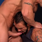 Titan Men Pounded Scene 1 George Ce Trenton Ducati Muscle Hunks With Big Uncut Cock Fucking Amateur Gay Porn 16 150x150 Muscle Hunk With A Thick Uncut Cock Fucks Another Muscle Hunk