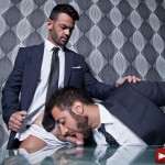Lucas Entertainment Adriano Carrasco and Valentino Medici Huge Uncut Cocks Men In Suits Fucking Amateur Gay Porn 09 150x150 Hunks In Business Suits With Big Uncut Cocks Fucking Hard