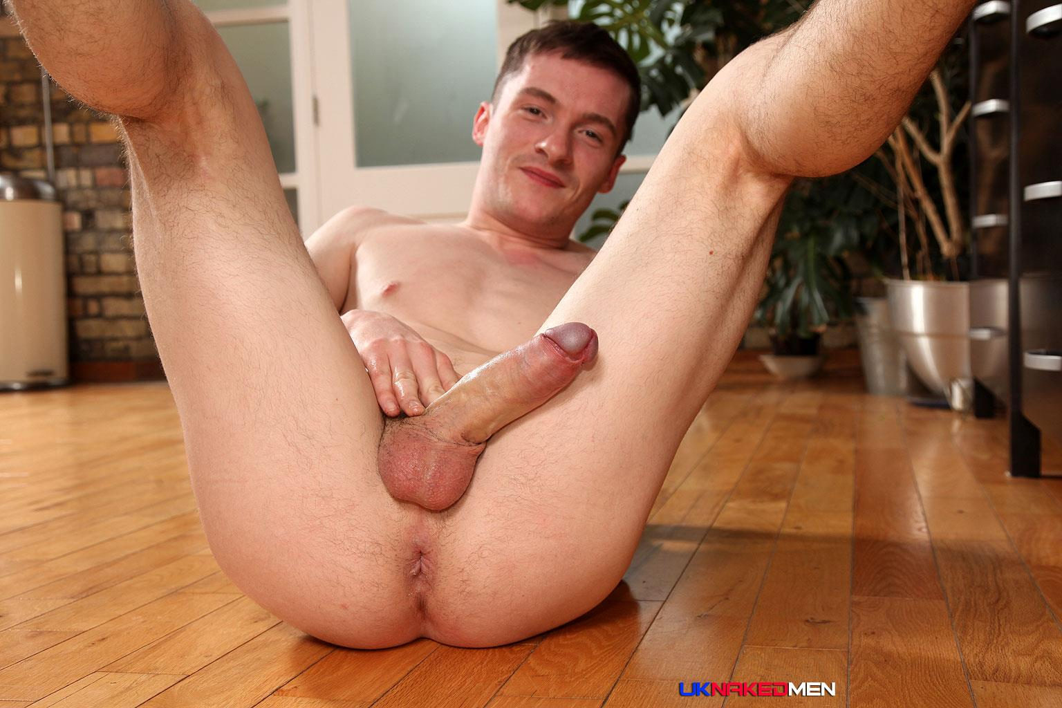 UK Naked Men Daniel James Young British Guy Jerking His Big Uncut Cock Amateur Gay Porn 18 Young British Guy Jerking Off A Huge Uncut Cock