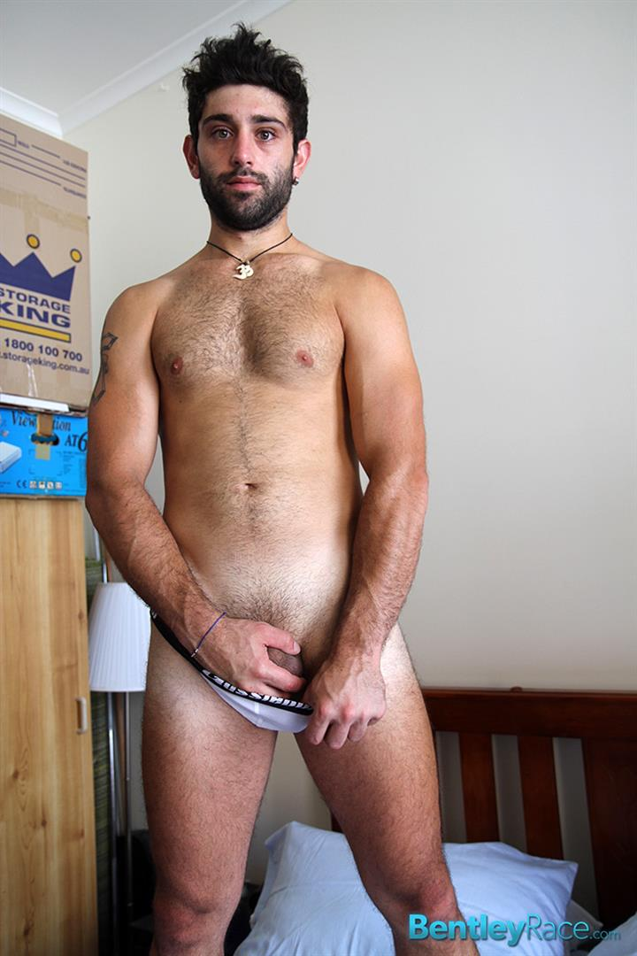 Amateur jock masturbating before old bears bj 9