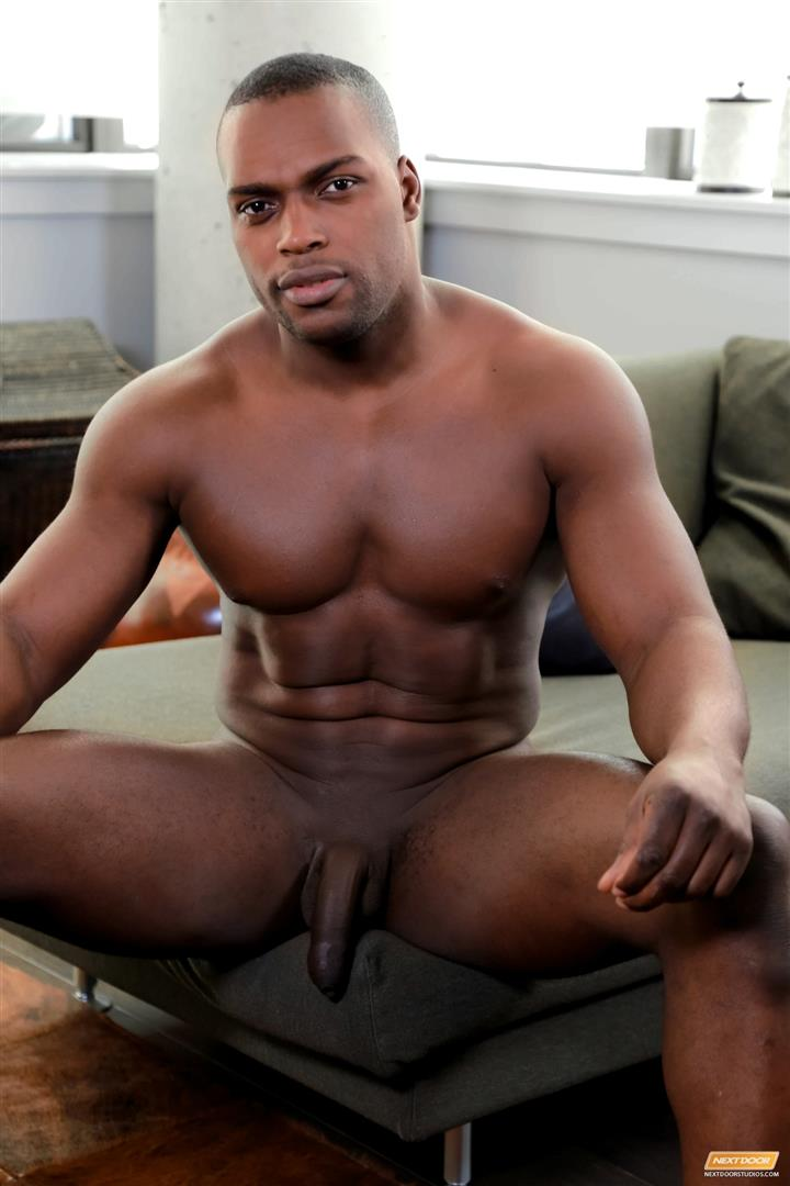 Next-Door-Ebony-Jayden-Stone-Big-Black-Muscle-Guy-Jerking-Big-Uncut-Black-Cock-Amateur-Gay-Porn-04 Black Muscle Hunk Jayden Stone Jerking His Big Uncut Black Cock