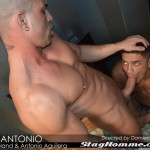 StagHomme Studios Dato Foland and Antonio Aguilera Muscle Hunks With Huge Uncut Cocks Fucking Amateur Gay Porn 08 150x150 Dato Foland & Antonio Aguilera Masculine Muscle Hunks Fucking