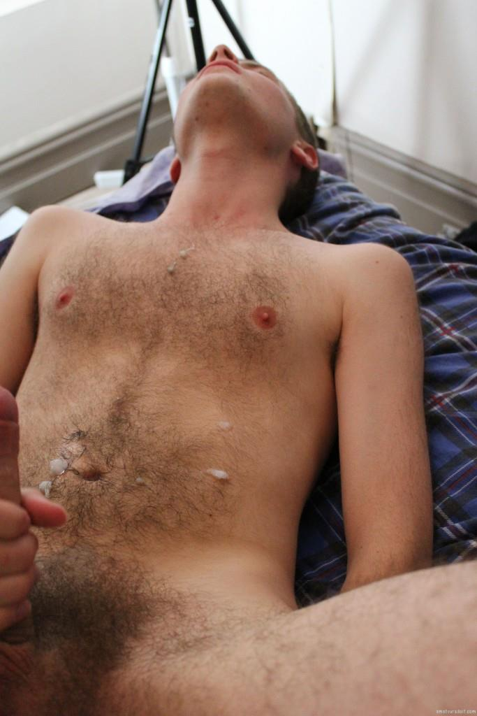 Amateurs-Do-It-Arthur-Hairy-Twink-With-A-Big-Uncut-Cock-Jerk-Off-Amateur-Gay-Porn-20 Hairy 19 Year Old Twink Jerking His Big Uncut Cock And Hairy Ass