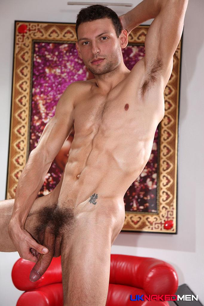 UK Naked Men Tony Wilder Young Guy With A Huge Uncut Cock Masturbation Amateur Gay Porn 13 British Hunk Tony Wilder Jerking Off His Massive Uncut Cock