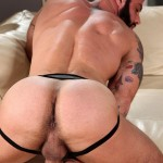 Butch Dixon Alex Marte and Antonio Garcia Beefy Hunks With Big Uncut Cocks Fucking Amateur Gay Porn 13 150x150 Beefy Burly Muscle Guys With Thick Uncut Cocks Fucking Hard