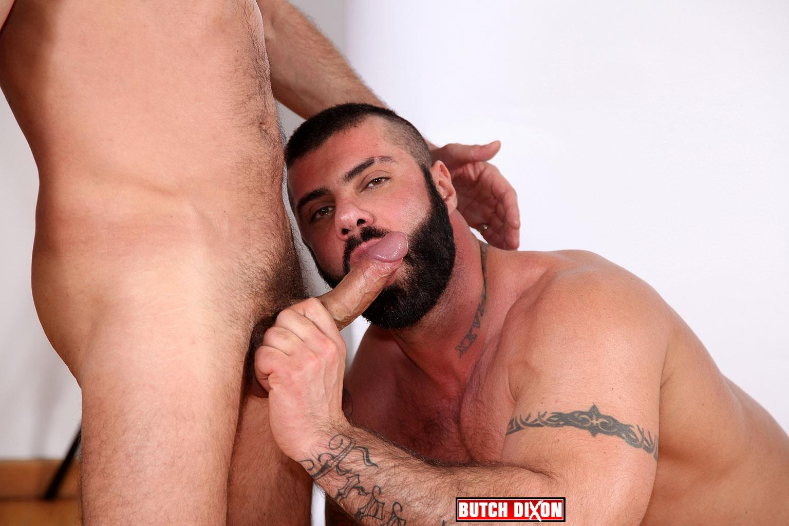 Butch Dixon Alex Marte and Antonio Garcia Beefy Hunks With Big Uncut Cocks Fucking Amateur Gay Porn 20 Beefy Burly Muscle Guys With Thick Uncut Cocks Fucking Hard