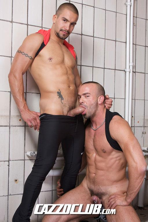 Cazzo Club Moran Stern and Toby Park Latino With A Big Uncut Cock Fucking A Tight Guys Ass Amateur Gay Porn 05 German Biker Hunk Gets Fucked By A Thick Latino Uncut Cock