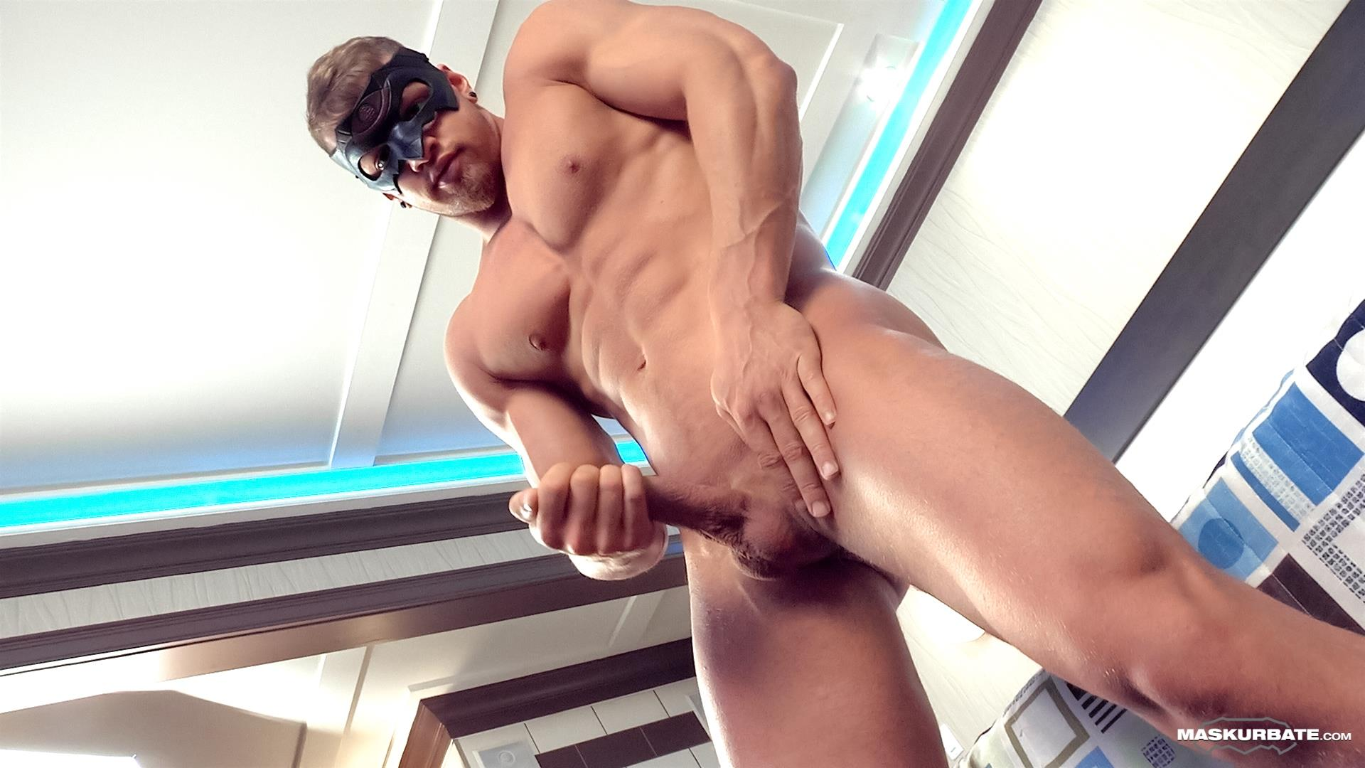 Maskurbate Pascal and Brad Straight Muscle Hunk With A Big Uncut Cock Jerking His Cock Amateur Gay Porn 11 Worshipping A Straight Muscle Hunk With A Big Uncut Cock