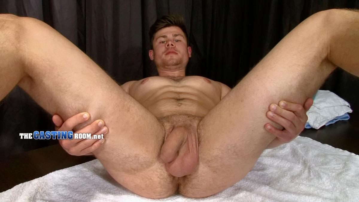The Casting Room Tyson Straight Guy With Hairy Ass And Big Uncut Cock Jerking Off Amateur Gay Porn 09 Straight Guy Auditions For Porn By Stroking His Big Uncut Cock