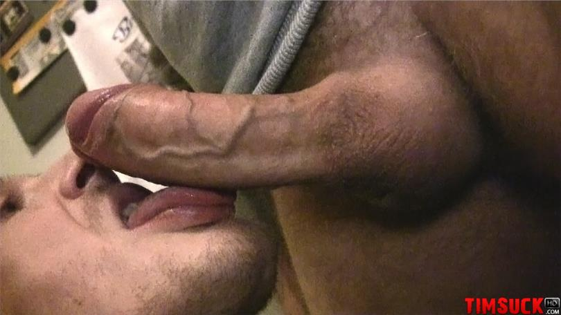 Treasure Island Media TimSuck Sucking A big Uncut cock and cum eating Amateur Gay Porn 6 Sucking A Big Uncut Cock And Eating The Creamy Load