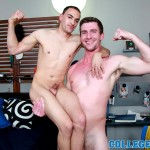 College Dudes Brian Cavallo and Tyson Pierce Getting Fucked By A Big Uncut Cock Amateur Gay Porn 30 150x150 Brian Cavallo Fucking A Short Twink With His Big Uncut Cock