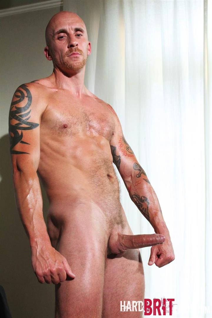 Hard Brit Lads Sam Porter British Muscle Hunk With A big Uncut cock Amateur Gay Porn 13 Tatted Muscle British Hunk Sam Porter Jerking His Big Uncut Cock