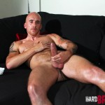 Hard Brit Lads Sam Porter British Muscle Hunk With A big Uncut cock Amateur Gay Porn 15 150x150 Tatted Muscle British Hunk Sam Porter Jerking His Big Uncut Cock
