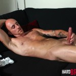 Hard Brit Lads Sam Porter British Muscle Hunk With A big Uncut cock Amateur Gay Porn 23 150x150 Tatted Muscle British Hunk Sam Porter Jerking His Big Uncut Cock
