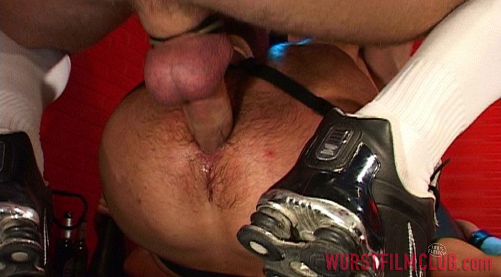 German bareback gay porn