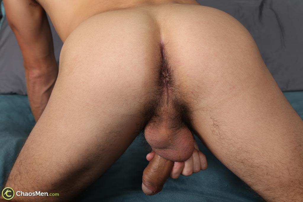Chaosmen-Jeremiah-California-Guy-With-A-Big-Uncut-Cock-Jerking-Off-Amateur-Gay-Porn-52 Bisexual Guy Jerking His Big Uncut Cock With Lots Of Foreskin