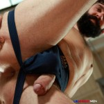 UK Naked Men Tom Long Bearded Guy With A Big Uncut Cock Jerk Off Amateur Gay Porn 15 150x150 Bearded Guy From England Jerking His Big Uncut Cock