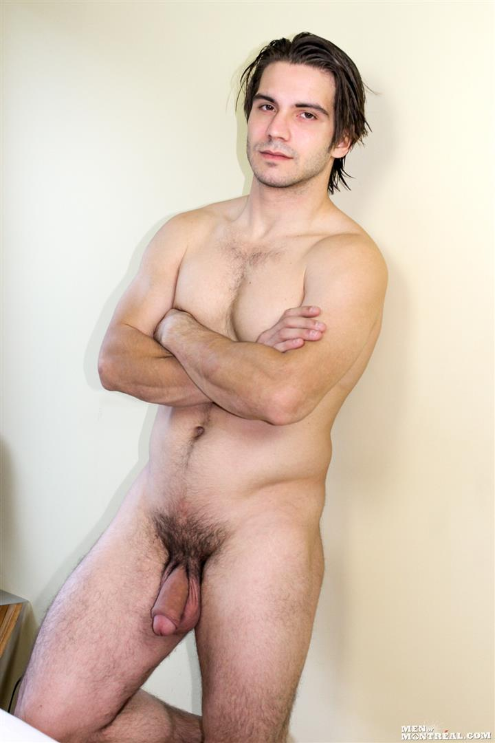 Men-of-Montreal-Mattice-LeRock-Canadian-Muscle-Hunk-Jerking-His-Big-Uncut-Cock-Amateur-Gay-Porn-09 Beefy Canadian Hunk Jerking Off His Big Uncut Cock